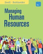 Managing Human Resou…,9781111532826