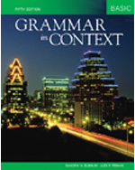 Grammar in Context B…,9781424079087