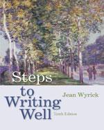 Steps to Writing Wel…,9781413032307