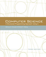 Computer Science: A …, 9780534491321