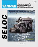 Yanmar Inboards, 197…,9780893300494