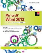 Microsoft® Word 2013…, 9781285093116