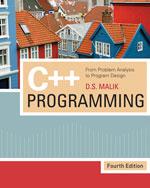 C++ Programming: Fro…, 9781423902096