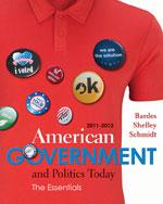 American Government …, 9781111344597