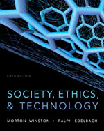 Society, Ethics, and…, 9781133943556